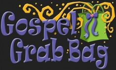 Gospel Grab Bag | Reach in and grab a game, activity, or visuals to teach the gospel in a fun and unforgettable way.