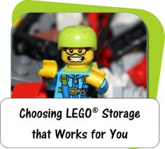 Wondering about LEGO storage?