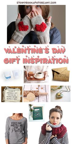 Valentine's Day Inspiration from Etsy! // StorybookApothecary.com #hearts #etsy #valentinesday