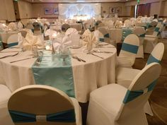 It was a great pleasure for SBD Events to be giving the opportunity to provide decorations for Wendy and Phillip early morning wedding at th...