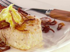 Giada's Lemon-Butter Halibut : Food Network - FoodNetwork.com