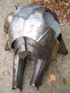 Uruk-Hai style armor by Laycaris on deviantART