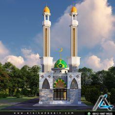 Berikut adalah desain masjid request dari klien kami. #masjidunik #jasadesain #jasaarsitek #arsitekjakarta #desainmasjid #desainmushola #masjid #mushola #musholla #desainmusholla #mosque #mosquedesign #friyay #friday #arsitekturmasjid #interiormasjid #arsitekturbangunan #architecture #architect #arsikadesain #desainbangunan #desain3d #jasaarsitek #arsitekindonesia #arsitekbali #arsitekbogor #arsitektangerang #arsitekbekasi #arsitekonline #arsitekyogya #arsitekjawa #arsiteksumatera… Cn Tower, Bali, Building, Travel, Viajes, Buildings, Trips, Traveling, Tourism