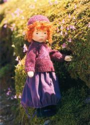 Pongratz poupées - mooie kleertjes