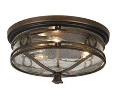 """Beverly Drive 14"""" Wide Outdoor Ceiling Light 