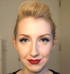 Sharon Farrell: Retro Burlesque Makeup
