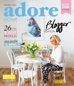 Adore Home Apr/May 2015
