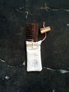 Viking's Beard Comb