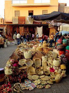 Paniers - Maroc Désert Expérience tours http://www.marocdesertexperience.com