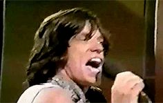 Mick Jagger Gif. :)