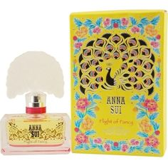 Anna Sui Flight of Fancy Women's 1.7-ounce Eau de Toilette Spray (£24) ❤ liked on Polyvore featuring beauty products, fragrance, white, anna sui fragrance, anna sui, anna sui perfume and perfume fragrance