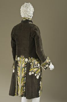 Suit ca. 1800 From LACMA