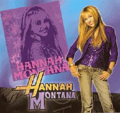Hannah Montana Fleece Blanket