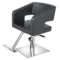 """PICASSO"" Salon Styling Chair- would want custom color - grey $30 more per chair"