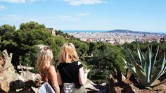 When i was in Barcelona i completely fell in love with Park Guell! The views were unreal - you could see the whole city! You could see the beach the sea thousands of houses and the blue blue sky! You could even see the sagrada familia which is of course beautiful.  The park had so many beautiful plants and trees including my faves - the cactus and the palm   I love that sagrda familia and park guell were both created gaudi and are both so different! Different but both wonderful! However i…