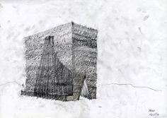 tom-schoper-bruder-klaus-kapelle-59-4x42-0cm-bleistift-frottage