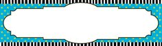 """These are great for making bulletin board signs, labeling supply baskets, and creating oversized flashcards! Only $6.99, you get 36 tags that measure 12"""" long x 3.5"""" wide!"""