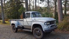 1958 Dodge Power Wagon Maintenance/restoration of old/vintage vehicles: the material for new cogs/casters/gears/pads could be cast polyamide which I (Cast polyamide) can produce. My contact: tatjana.alic@windowslive.com