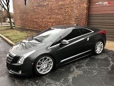 Cadillac ELR w/ 20″ ACE Alloy Wheels  Model: Driven D716 (True Directional)  Size: 20″  Finish: Metallic Silver w/ Machined Face  pic via: @wheeltrade   Email: customerservice@kaneiusa.com for any inquiries    www.acealloywheel.com #cadillac#elr#ace alloy wheels#ace alloy wheel#ace wheels#ace alloys#cadillac elr#slammed#perfect fitment#stance#stancenation#wheeltrade#ls1 speed#ls1#v8#american muscle#murica