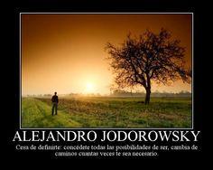 Alejandro Jodorowsky: El espíritu humano no soporta etiquetas