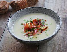 kartoffel porre suppe-Foto Samantha Fotheringham