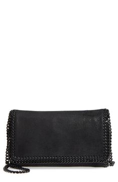 New STELLA MCCARTNEY Falabella Shaggy Deer Faux Leather Clutch online. Find the perfect Tory Burch Bags from top store. Sku oozh98540gpln49308