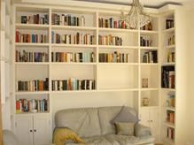 Vintage Joinery :: South Wales   Bespoke Bookcase, Nantyderry
