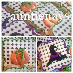 Cookies for 2016 Go Bo Foundation Bake Sale  https://www.facebook.com/auntienays/