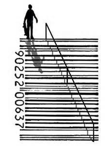 Barcode Artwork - different things you can do with barcodes to make them a little more interesting. Barcode Logo, Barcode Art, Barcode Design, Typography Design, Diy Design, Design Art, Graphic Design, Minimalist Poster Design, Black And White Art Drawing