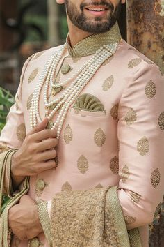 Traditional Indian jodhpuri sherwani collection online for wedding, sangeet and festive occasions. choose from latest designer shervani designs to buy sherwani online. Indian Wedding Clothes For Men, Wedding Outfits For Groom, Groom Wedding Dress, Sherwani For Men Wedding, Sherwani Groom, Mens Indian Wear, Indian Men Fashion, Groom Outfit Inspiration, Indian Groom Dress