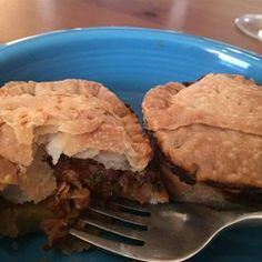 Squash and Kohlrabi Empanadas Allrecipes.com