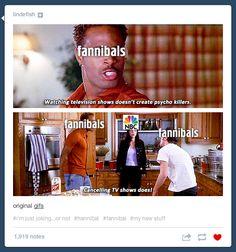 """Meet The """"Hannibal"""" Fannibals, TV's Newest And Most Intense Fandom"""