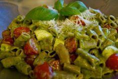 Pesto-tattaripasta