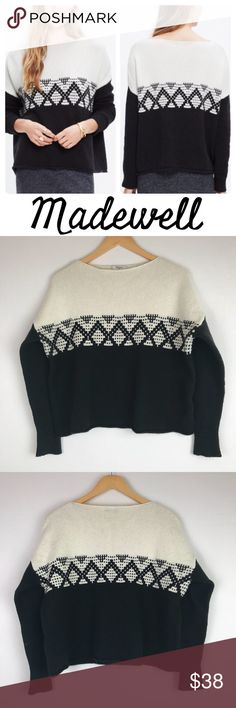 We love winter, thanks to Fair Isle... We can't get enough of this ...