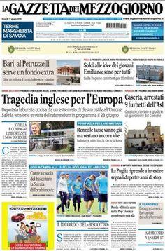 Gazzetta Mezzogiorno, Italy