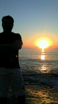 Sunrise in Itapoá Beach ;)