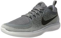 cheaper ee7b1 f36ae Nike Herren Free Run Distance 2 Laufschuhe, Grau (Cool Grey Black Wolf  Grey Stealth White), EU - Nike schuhe ( Partner-Link)