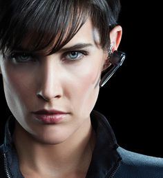 Avengers Challenge Day 10: Underrated character? - Agent Maria Hill because she is fucking awesome and not many people get that. She's basically the brains behind S.H.I.E.L.D. We all know that it's her and not Fury who actually runs S.H.I.E.L.D (and she was one of the few top level agents not part of goddamn Hydra)