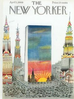 The New Yorker, April 2, 1960