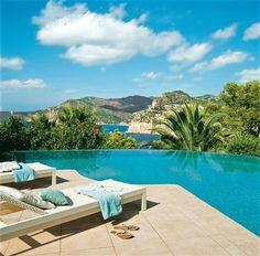 Turquoise Beach - Majorca, Spain