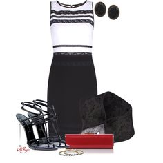 """""""An Evening in Etcetera Contest"""" by kginger on Polyvore"""