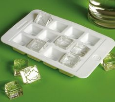 iCubes Apps Ice Cube Tray - $8 - The Gadget Flow