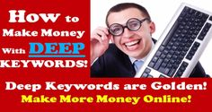 You Can Succeed with Online Marketing if You Get the Right Ingredients. - http://InternetCheapGeeks.com How to make more money using DEEP keyword research and choosing the right keywords. This could be your missing ingredient for getting more traffic. Discover this big secret. Most beginners and even advanced marketers are unaware of this method. Let the geeks do it for you.