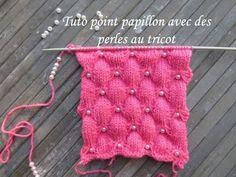 knitting with beads patterns free * knitting with beads . knitting with beads patterns free . knitting with beads patterns . knitting with beads tutorials . knitting with beads ideas Knitting Blogs, Loom Knitting, Knitting Stitches, Knitting Projects, Beading Patterns Free, Knitting Patterns Free, Free Knitting, Crochet Motif, Knit Crochet