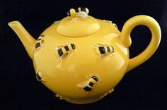 """Bee Tea Pot """"COVERED IN BEES"""""""