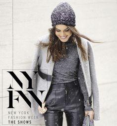 street style NYFW #snow #winter #looks - mylifestyle.com.br