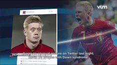 Special Olympics - Kevin De Bruyne Special Olympics Belgium Ldv United 2015