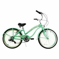24'' Beach Cruiser Bike