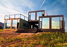 Modelos y diseños de casas construidas con contenedores-7