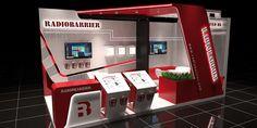 Exhibition Design 12 option 02 on Behance Design Stand, Pop Design, Wall Design, Exhibition Stall Design, Exhibition Ideas, Exhibition Stands, Exhibit Design, Street Marketing, Expo Stand